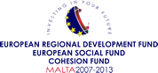 European Regional Development Fund European Social Fund Cohesion Fund