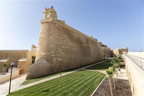 Implementing of Cittadella Masterplan recommendations - Gozo