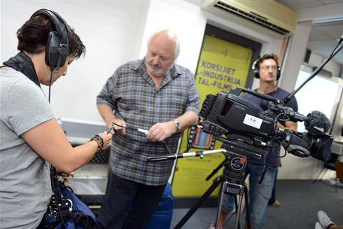 Re-Skilling of Workers for the Local Film Industry