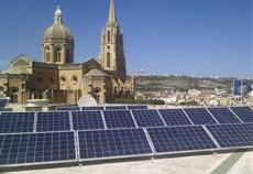 Gozo Diocese's contribution to turn Gozo into an Eco-Island