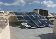 Birkirkara - Energy Generation and Conservation project