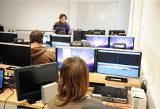 Multimedia Training Centre at the Institute of Art and Design, MCAST