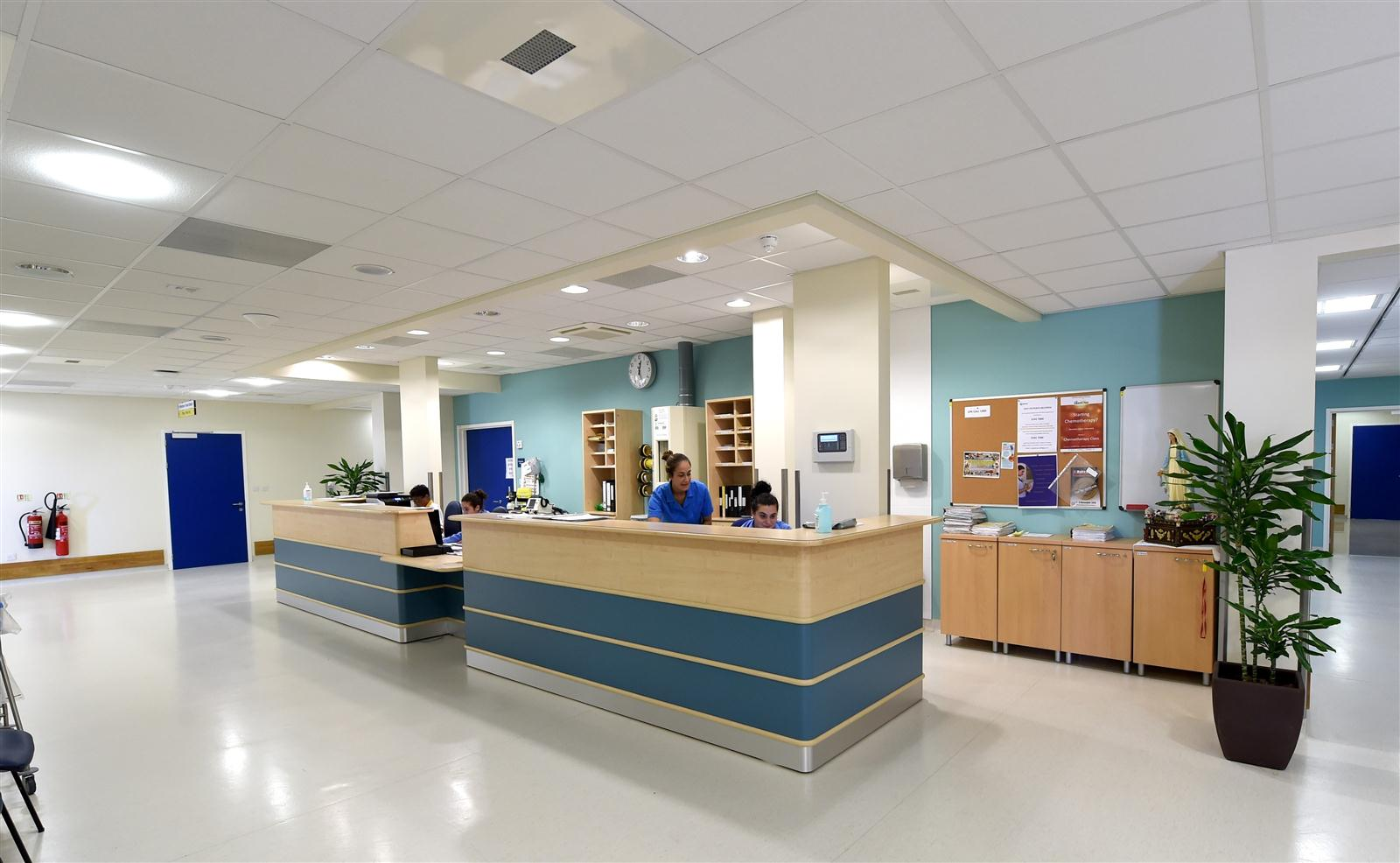 ERDF 196: Mater Dei Hospital Oncology Centre - Investing In Your Future