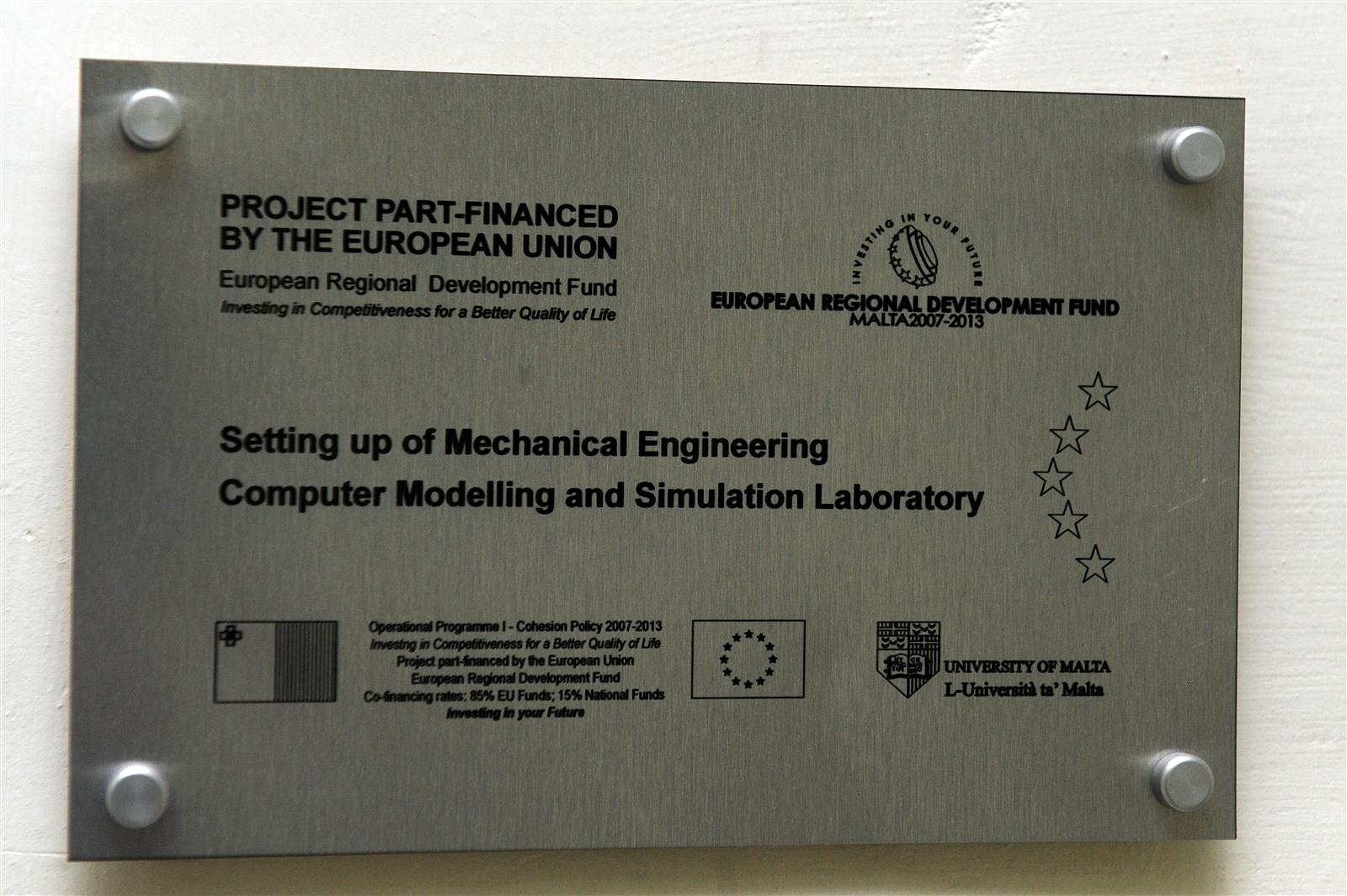 ERDF079: Setting up of Mechanical Engineering Computer Modelling and