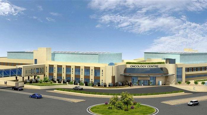 Erdf 196 Mater Dei Hospital Oncology Centre Investing