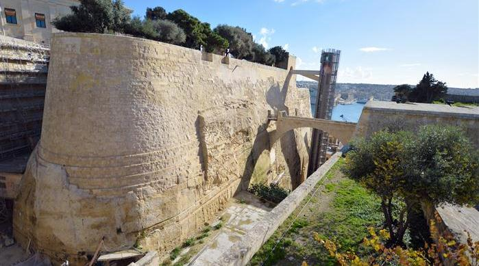 Valletta Fortifications