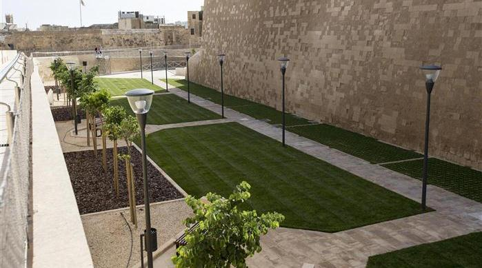 Cittadella - public spaces